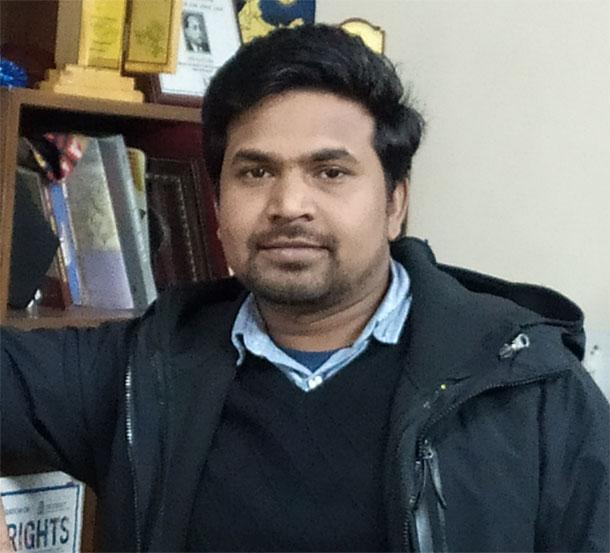 Rahul Dandge